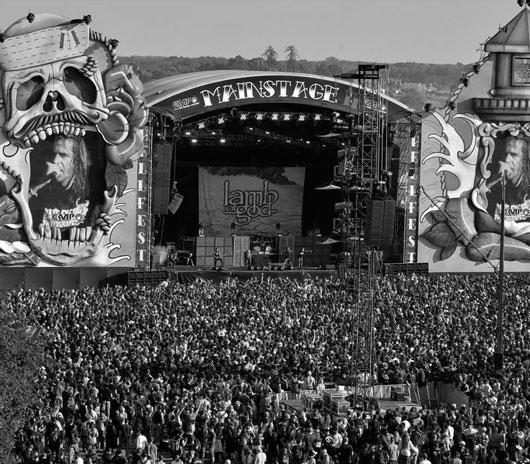 Festivals et concerts